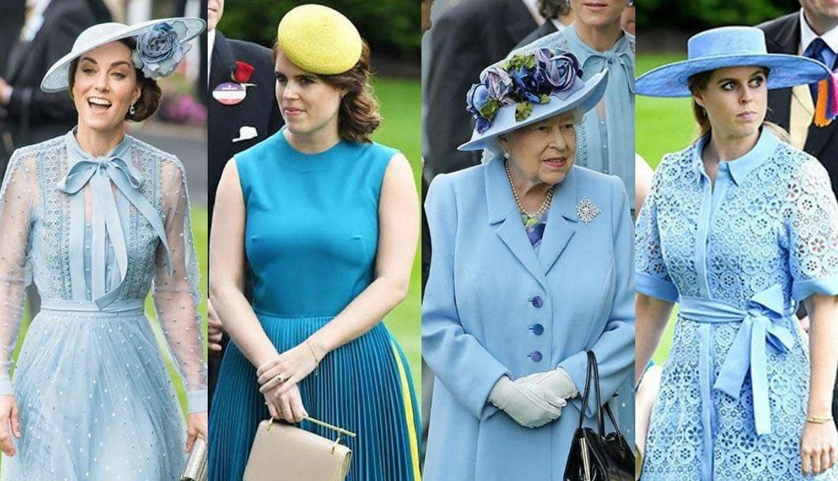 royals color tendencia