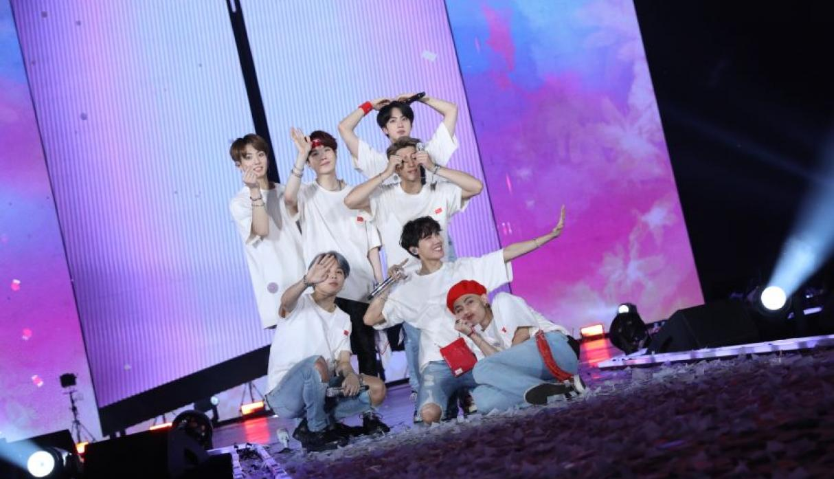 "El grupo coreano BTS regresa a la pantalla grande con ""Bring The Soul: The Movie"". (Foto: Difusión)"
