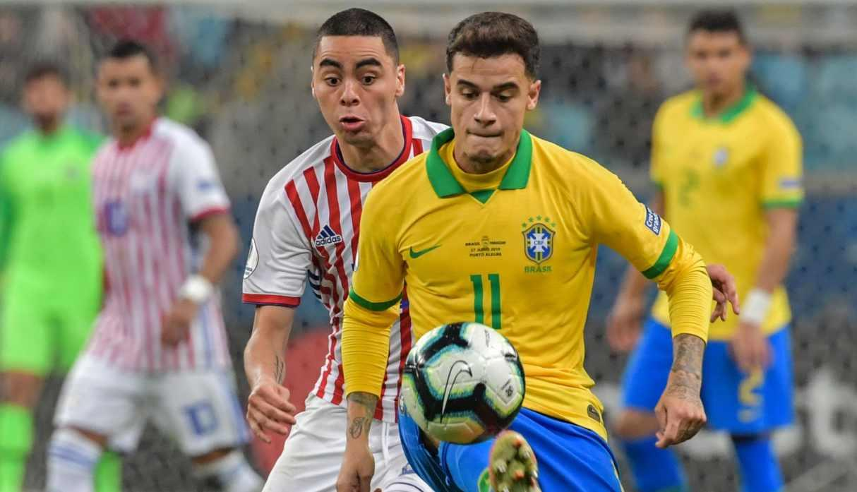 Philippe Coutinho. (Foto: AFP)