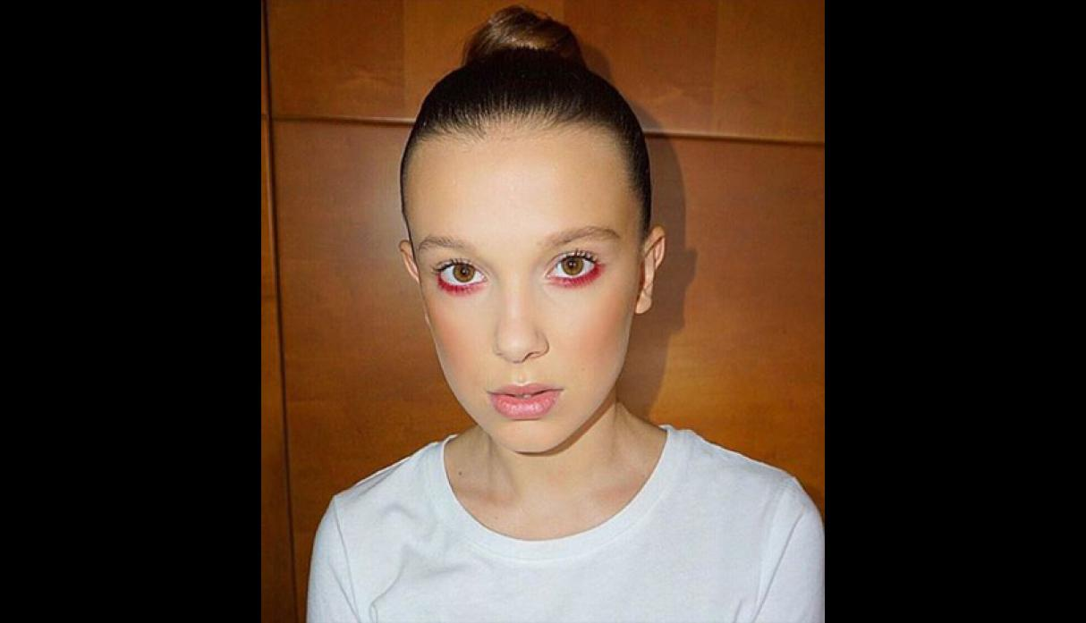 Millie Bobby Brown maquillaje
