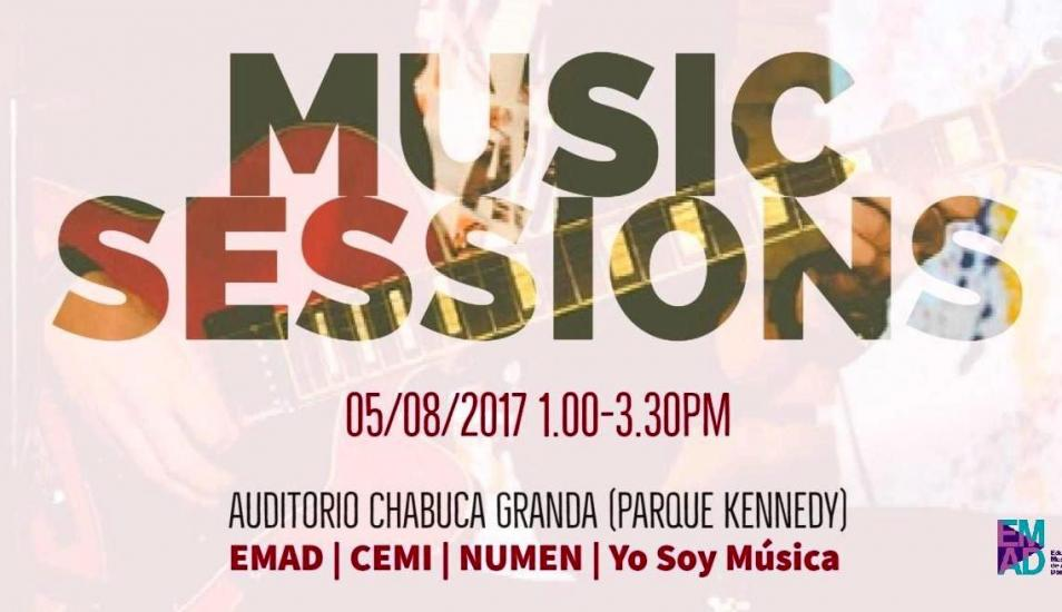 "Evento musical ""Music Sessions"""