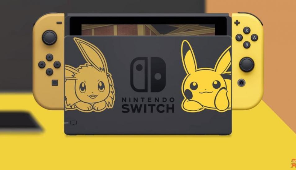 Switch Pokémon