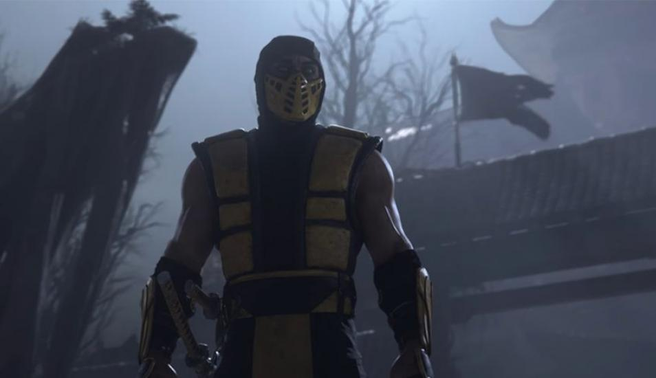 The Game Awards | Mortal Kombat 11 llega en abril de 2019