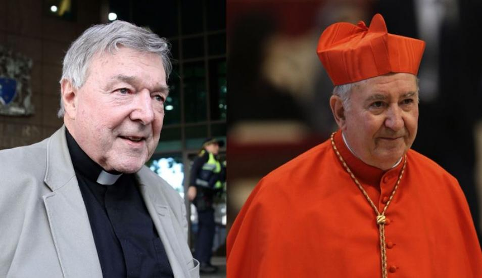 Cardenal George Pell, declarado culpable de abuso sexual a dos menores