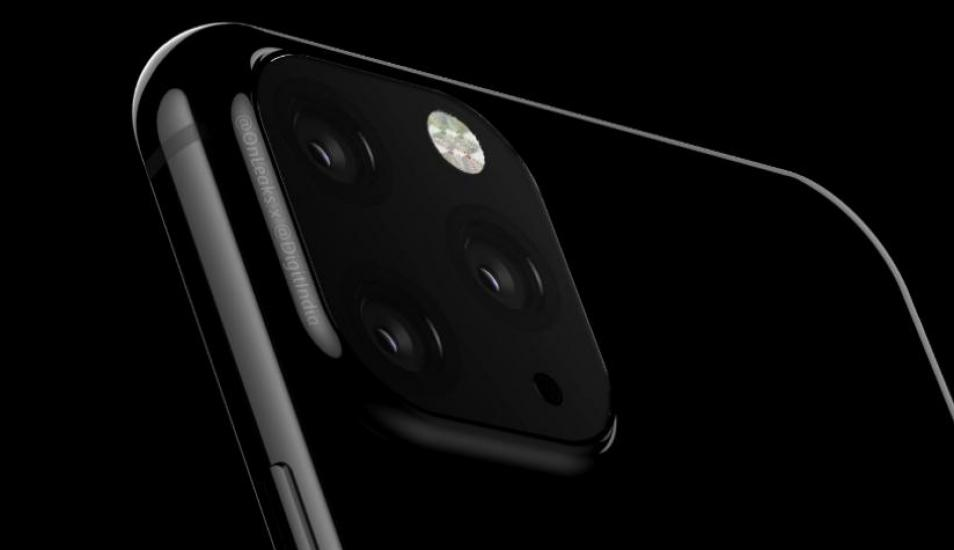 iPhone 2019 con tres cámaras