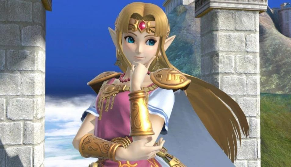 Zelda - Super Smash Bros Ultimate