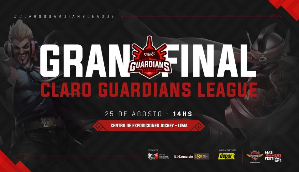 Claro Guardians League