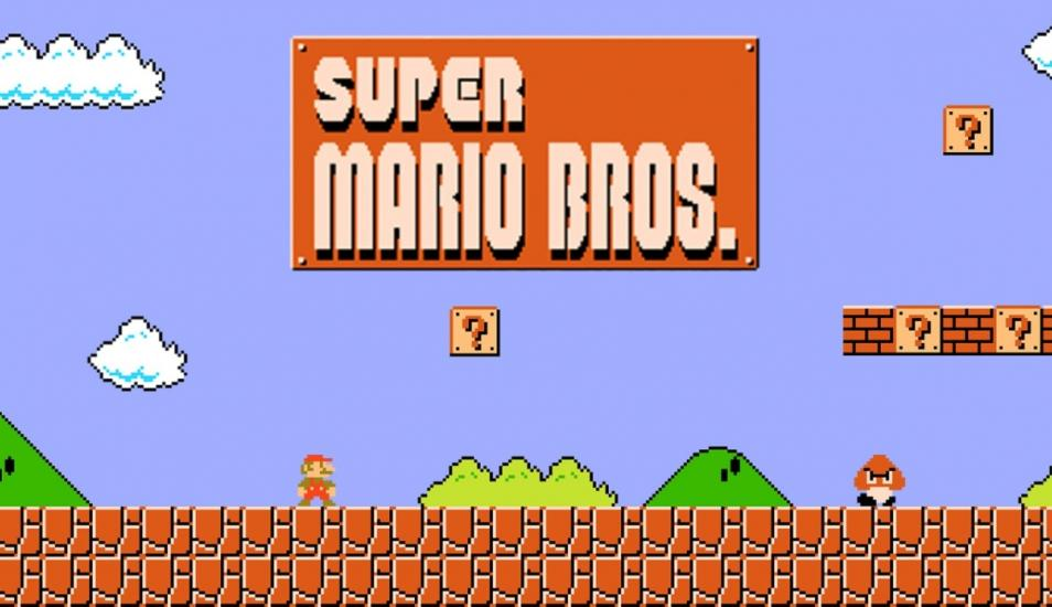 Super Mario Bros. - Nintendo Entertainment System (NES)