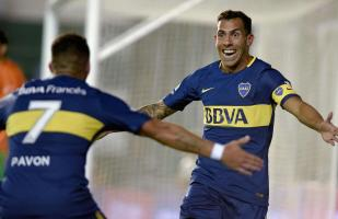 Boca Juniors sigue firme: venció a Banfield 1-0 por la Superliga argentina