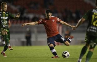 Independiente perdió 1-0 ante Defensa y Justicia por la Superliga argentina