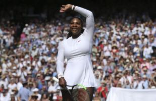 Wimbledon 2018: ¡Serena Williams a la final! Venció a Julia Görges en dos sets