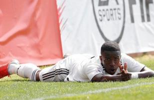 Real Madrid: Vinicius Junior anotó su primer golazo con el equipo filial