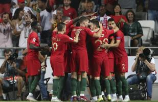 Portugal, sin Cristiano Ronaldo, venció 1-0 Italia por la UEFA Nations League [VIDEO]