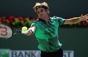 Federer se consagró otra vez en Indian Wells: fotos de la final