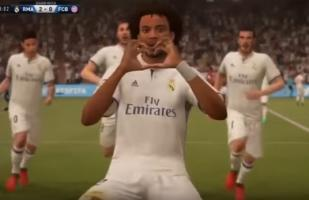 YouTube: cinco obras de arte del Real Madrid en FIFA 17