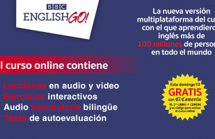 Curso interactivo de inglés BBC English Go!