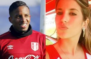 Andrea Ferreyro niega 'affaire' con Jefferson Farfán (VIDEO)