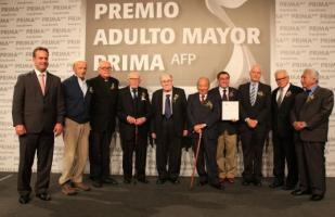 Adulto mayor: Premio Prima AFP destacó trayectorias brillantes