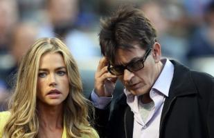 Charlie Sheen, VIH positivo: ¿cómo reaccionó Denise Richards?