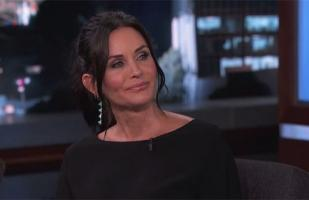 Courteney Cox canceló su compromiso con Johnny McDaid