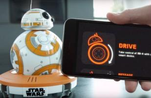 BB-8 Sphero: el origen del gadget más adorable de Star Wars