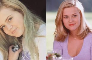 Ava Phillippe es el retrato fiel de Reese Witherspoon [FOTOS]