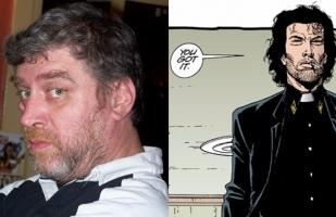 Falleció Steve Dillon, cocreador de
