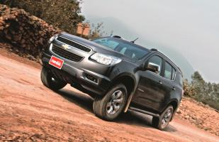 Test: Probamos la Chevrolet Trailblazer