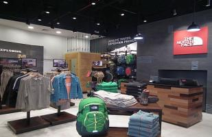 The North Face suma noveno local en Real Plaza Salaverry