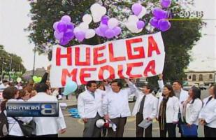 Sigue la huelga:
