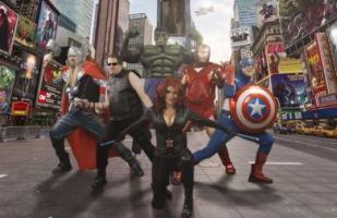 YouTube: The Avengers bailaron Uptown Funk en divertida parodia