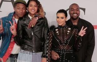 Pharrell Williams salvó a Kim Kardashian de