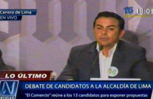 Candidato Mieses: