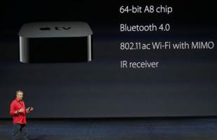 Apple presenta la nueva versión del Apple TV