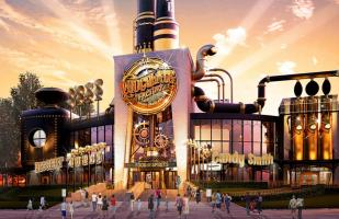 Universal Studios tendrá restaurante que remitirá a Willy Wonka
