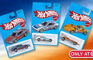 Hot Wheels revive sus clásicos [FOTOS]