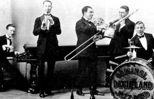 The Original Dixie Jazz Band: improvisar una revolución