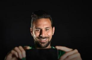 Claudio Pizarro en la final de la Champions League: mira el video que grabó