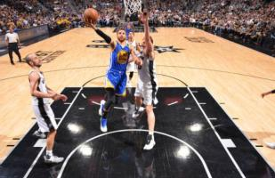 ¡Golden State Warriors a la final de la NBA! Venció a San Antonio Spurs en el juego 4