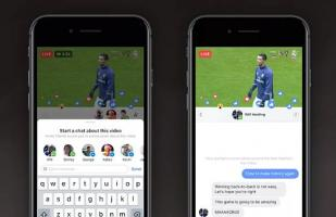 Facebook: ya están disponibles salas privadas de chat para videos en vivo