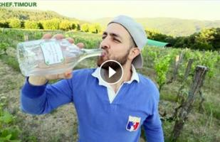 Facebook: Chef Timour sale en defensa del pisco peruano [VIDEO]