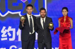 Messi tendrá su propio parque de atracciones en China [VIDEO]