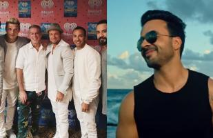 Facebook: Backstreet Boys quieren cantar