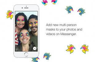 Facebook desarrolla máscaras 'multi-personas' para fotos y videos