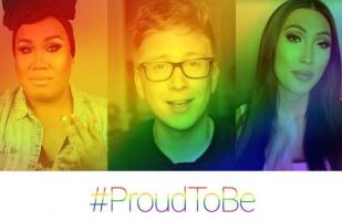 "YouTube dedica video a ""las valientes voces del Orgullo"""