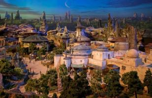 Así se verá Star Wars Land en Disney [FOTOS Y VIDEO]