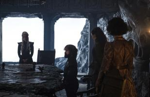 """Game of Thrones"": ¿Error o remodelación en Dragonstone? [FOTOS]"