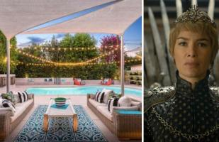Game of Thrones: Recorre la casa de estilo boho chic de Lena Headey