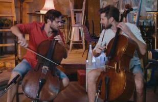 "YouTube: el sorprendente cover de ""Despacito"" interpretado con dos violonchelos [VIDEO]"