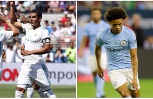 Real Madrid vs Manchester City: por la International Champions Cup